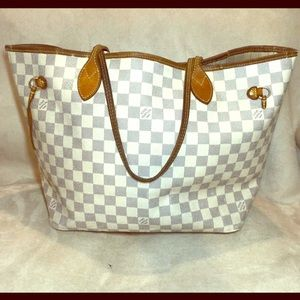 Authentic 💯 Louis Vuitton azure
